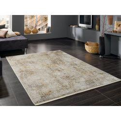 Béžový koberec Bestseller Cava 303 béžovo zlatá