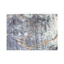 Abstraktný farebný koberec...