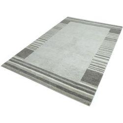 Vlnený koberec Nordic Pur Terra T-605 svetlo šedá