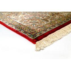 Klasický hodvábny koberec Kašmírsky hodváb single 16 rot