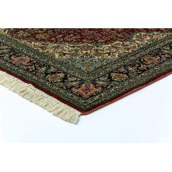 Klasický koberec Kašmírsky hodváb Single