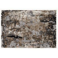 Kusový koberec Juwel Liray 547 Hnedo béžová