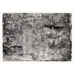 Kusový koberec Juwel Liray 566 Šedá mix