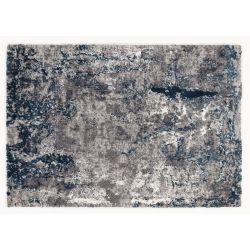 Kusový koberec Juwel Liray 696 Šedo modrá