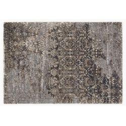 Kusový koberec Juwel Silenta 547 béžovo hnedá