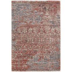 Kusový koberec Juwel Silenta 674 staroružová