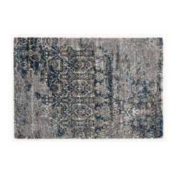 Kusový koberec Juwel Silenta 696 šedo modrá