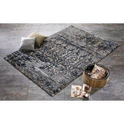 Husto chlpatý koberec Juwel Silenta šedo modrá - ľahká údržba a nemecká kvalita to sú prednosti koberca.
