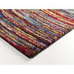 Kusový pestrofarebný koberec Sixteen Face 598