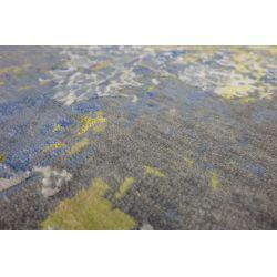 Luxusný 3D koberec Phenom Spektrum 822 Grau Blau