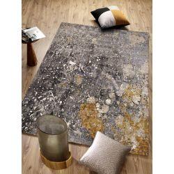 Luxusný 3D koberec Signatur Orimon 461 Charcoal Multicolor