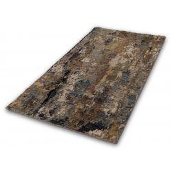 Luxusný 3D koberec Signatur Vidas 413 Grau Blau