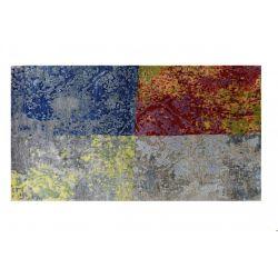 Luxusný 3D koberec Signature Spades kon. 01