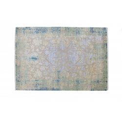 Moderný ručne tkaný koberec...