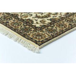 Orientálny koberec Begum 1209 Krémový