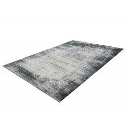 Strieborný moderný koberec Elysee 901 Silver