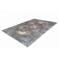 Strieborný moderný koberec Elysee 902 Silver