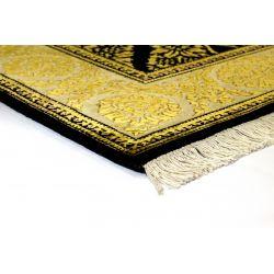 Trendový koberec Empire schwarz gold
