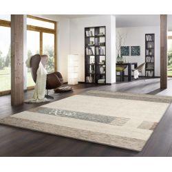 Vlnený koberec Natura N-555 béžový