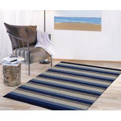 Vlnený tkaný koberec Nina...