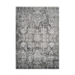 Šedý moderný koberec Orsay...