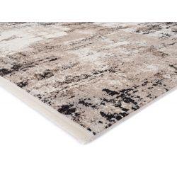 Moderný abstraktný koberec Top Alina 616 beige braun