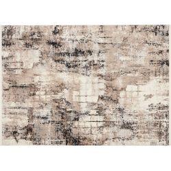 Abstraktný béžový koberec TOP kvality.