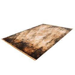 Zlatý moderný koberec Elysee 904 Gold
