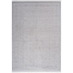 Strieborný vintage koberec...