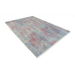 Dizajnový moderný ručne tkaný koberec Empire