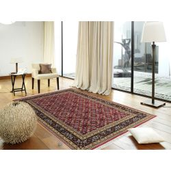 Ručne tkaný indický koberec...