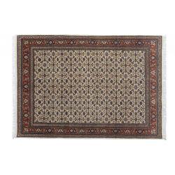 Ručne tkaný koberec z Indie...