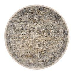 Trendový okrúhly koberec...