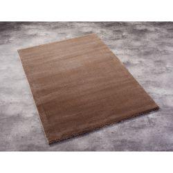 Shaggy koberec Bellevue 680 hnedá