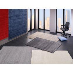 Shaggy koberec Bellevue 670 tmavá terakota