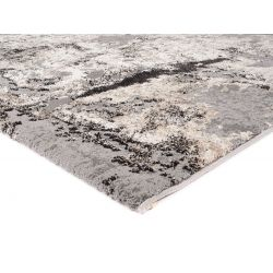 Kusový koberec Juwel Liray 894 strieborno šedý