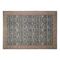 Klasický strojový koberec Grand Fashion 571 modrý