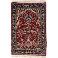 Orientálny koberec Isfahan Iran Multi