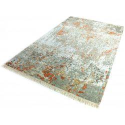 Dizajnový kusový ručne tkaný koberec Empire